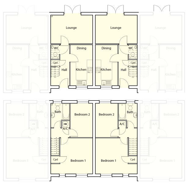Mayer Floor Plan